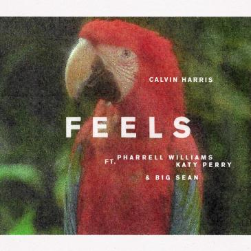 Calvin Harris feat. Pharrell Williams & Katy Perry & Big Sean (Feels)